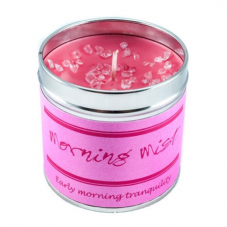 Best Kept Secrets MORNING MIST Candle Tin - Seriously Scented! - 50 hr burn time